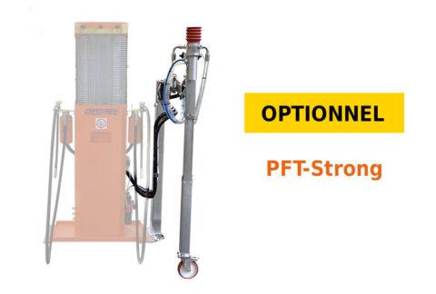 PFTV avec PFT-Strong (optionnelle)