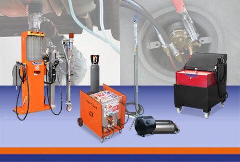 Équipements de récupération et de réutilisation des carburants